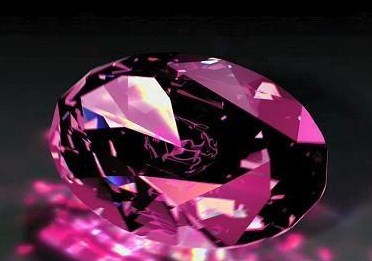 Diamond Pink Panther