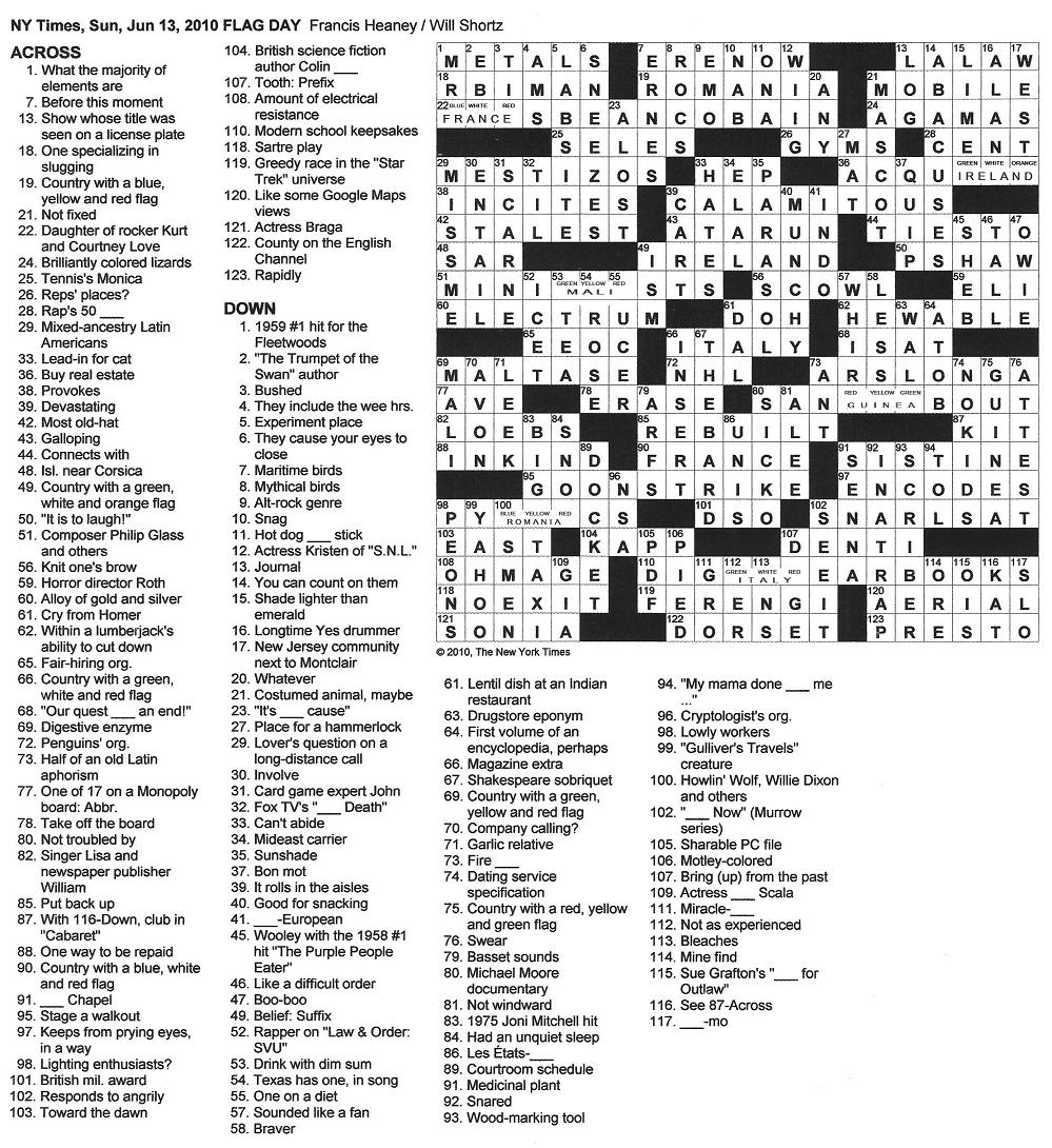 Crossword Puzzle To Print Out Jerusalem House