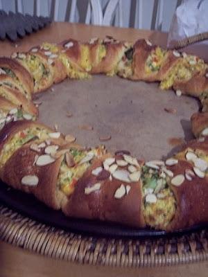 Recipesby Kim Chicken And Broccoli Ring Pamperedchef
