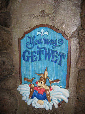 Photos from the Parks: Exit Signs, Part 3 - Splash ...