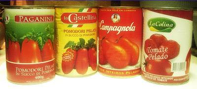 dicas sobre tomates sem pele
