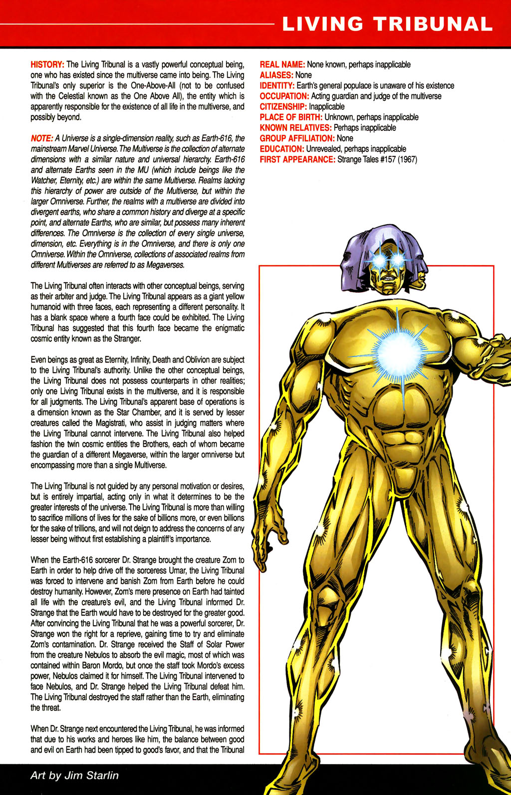 Read online All-New Official Handbook of the Marvel Universe A to Z comic -  Issue #6 - 29