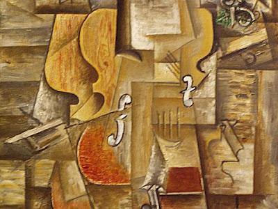 Picasso foi muito, muito criativo