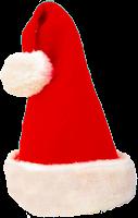 Mas Gorros de Papa Noel para esta navidad en formato PNG 17