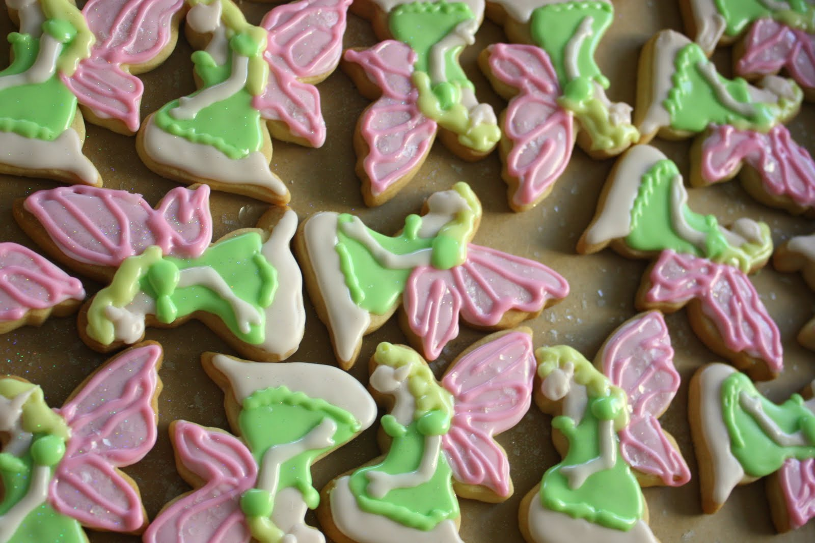 Claudine Fairy Cookies