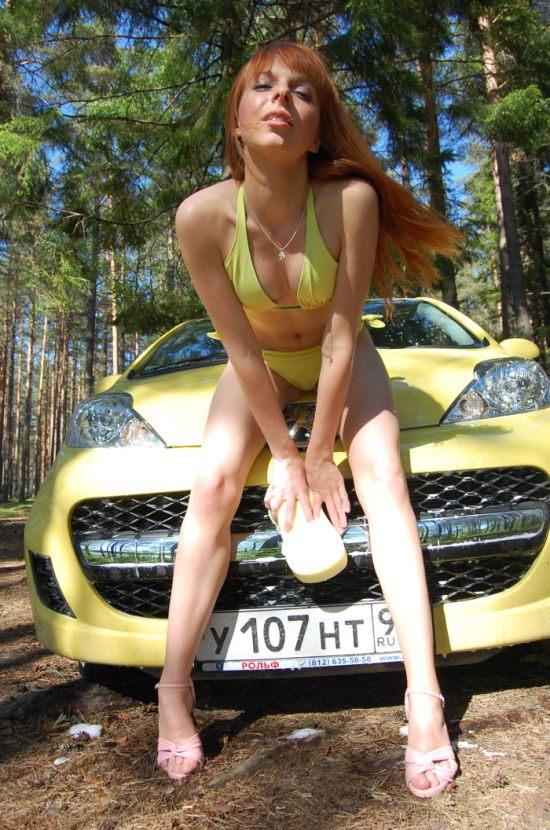 Great Photos Of Hot Babes And Cool Cars