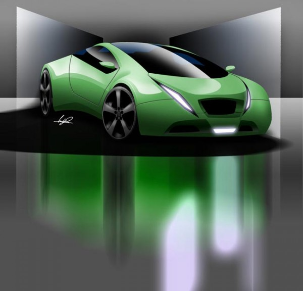 Just Cool Pics: Coolest Concept Cars Ever