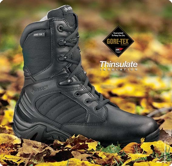 Bates Boots Bates 174 Introduces Gx 8 Gore Tex 174 Insulated