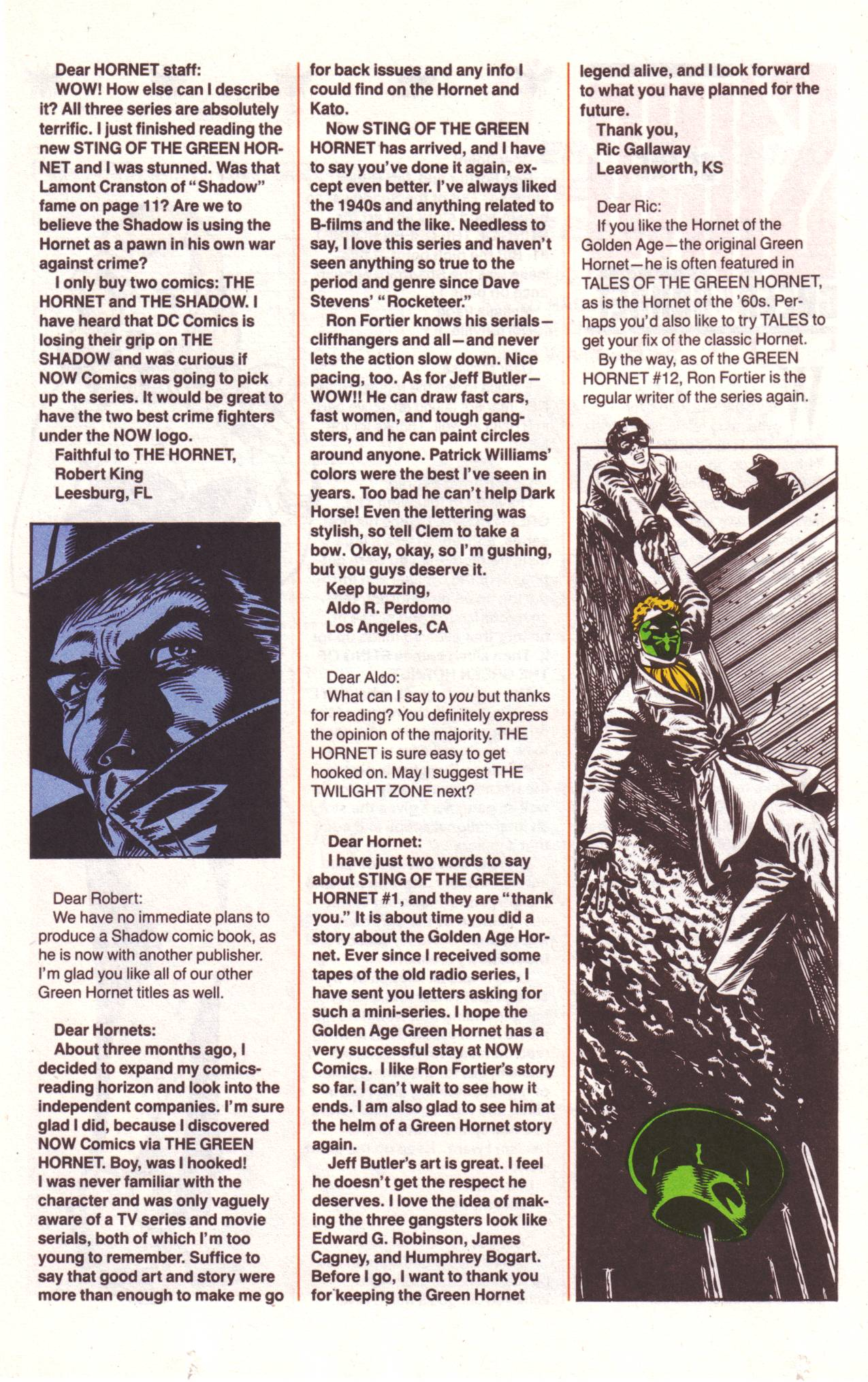 Read online Sting of The Green Hornet comic -  Issue #2 - 26