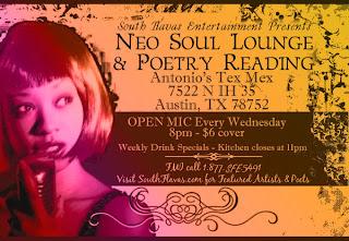 Austin Hip-Hop Scene: Neo Soul Lounge - Antonio's Tex Mex