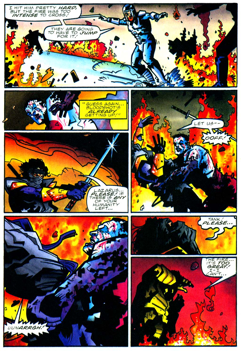 Read online Secret Weapons comic -  Issue #21 - 7