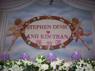 Wedding Reception | 8 March 2008 | Anh Kim and Stephen Dinh | International, Canley Vale, Sydney