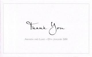 Testimonial – Thank You
