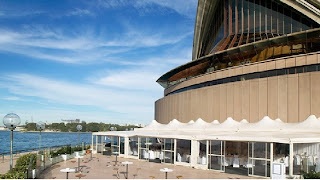 Corporate Event | 29 January 2011 | Opera Point Marquee, Sydney Opera House