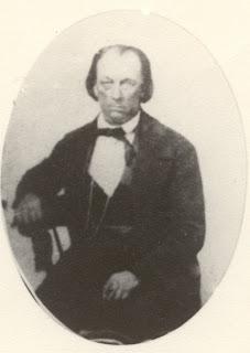 Utah pioneer Francis Lee