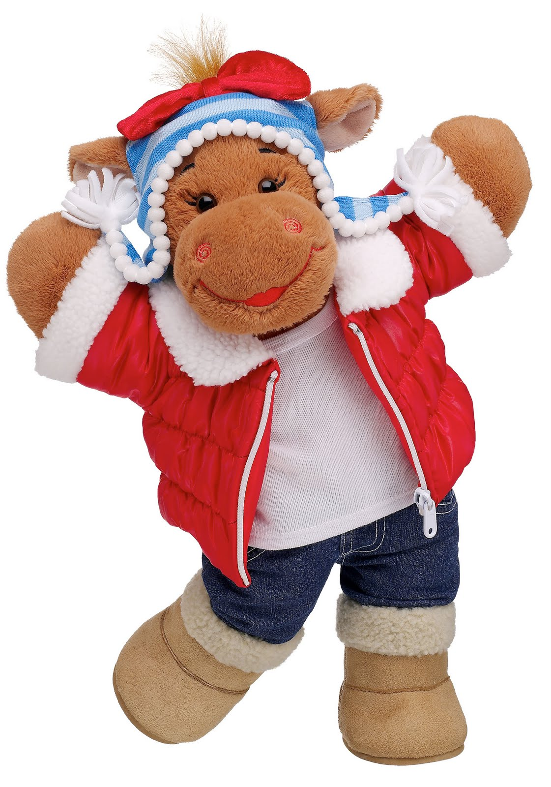 Build The Bear: 512 Kidz: Build-A-Bear Workshop Holiday GIVEAWAY