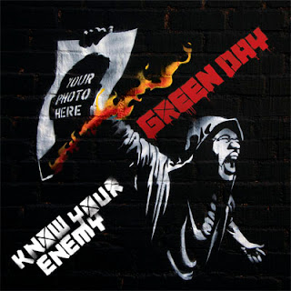 know your enemy single image green day cover