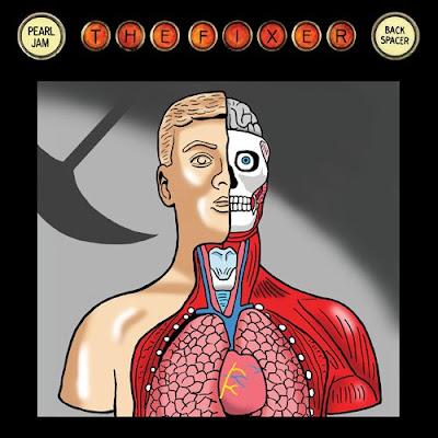 backspacer album cover art pearl jam