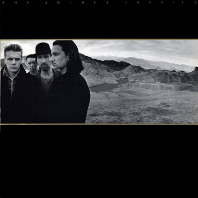 the cover of the joshua tree