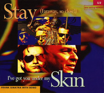 stay u2 cover art single