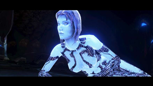 Whatever Is On Your Mind About Cosplay: Cosplay Zone: Cortana: Everyone's Favourite A.I