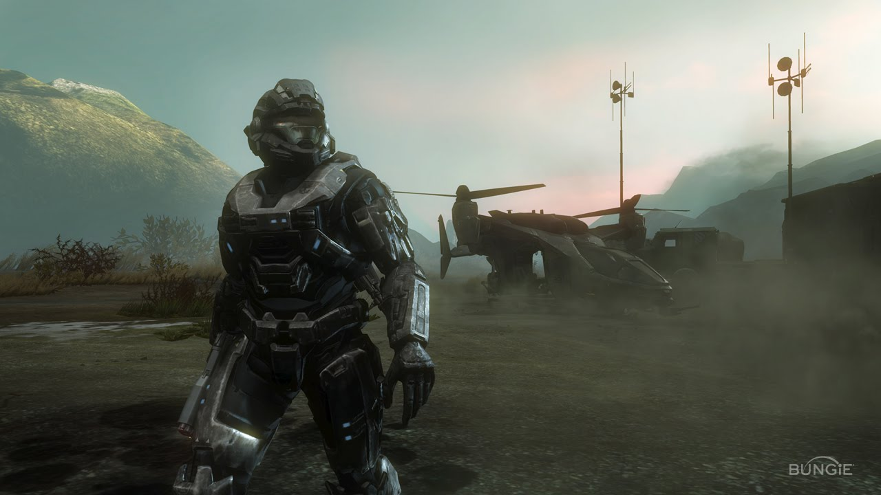 Gears of Halo - Master Chief Forever  : What music does the
