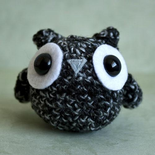 Amigurumi Owl Free Pattern | 500x500
