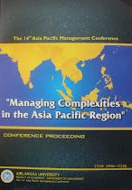 Asia Pacific Management Conference Proceedings