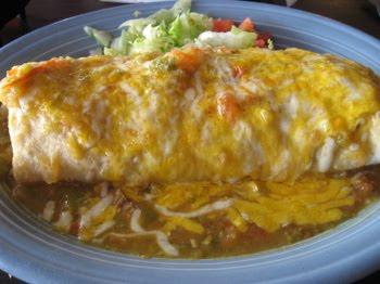 Sante Fe New Mexico Southwestern Food