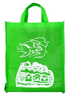 sm green bag baldemor