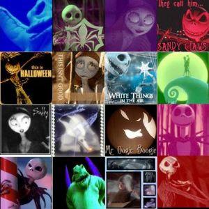 Nightmare Before Christmas Icons.Nightmare Before Christmas Wallpapers The Nightmare Before