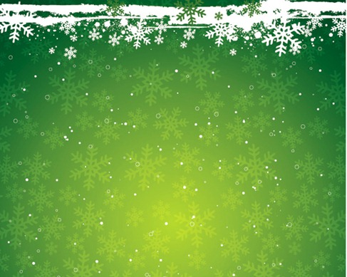 Christmas Backgrounds: Green Christmas Backgrounds