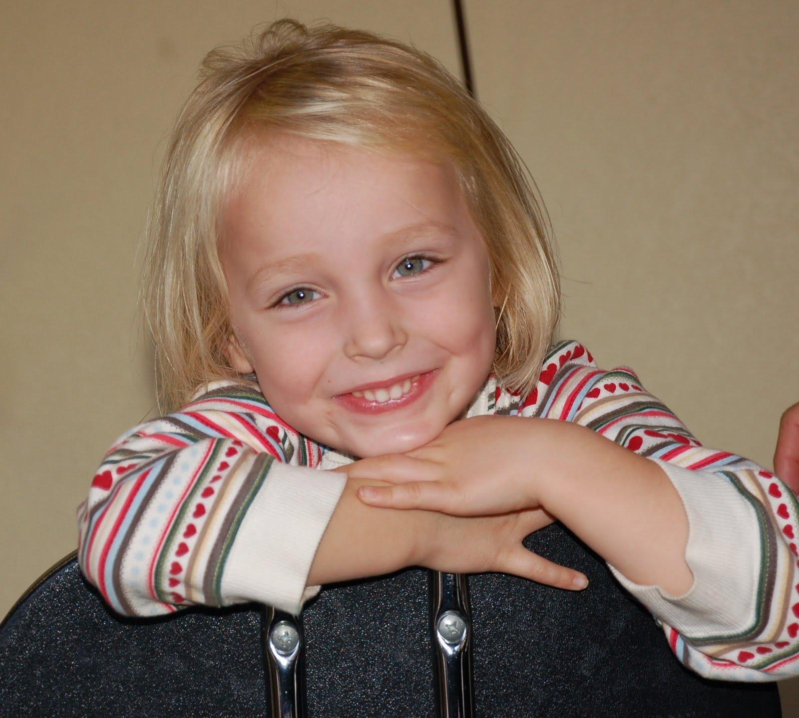 7 Year Old Girl Haircuts