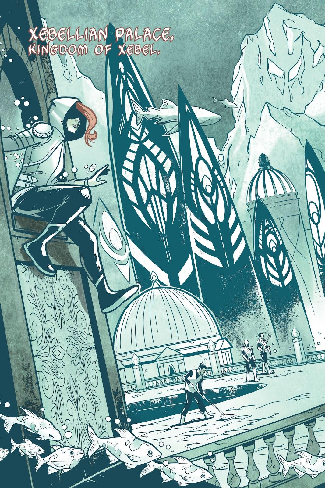 Read online Mera: Tidebreaker comic -  Issue # TPB (Part 1) - 7
