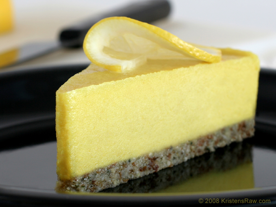 Apartment Finder Lemon Cheesecake