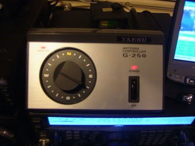 Ham Radio: Yaesu G - 250 Rotator