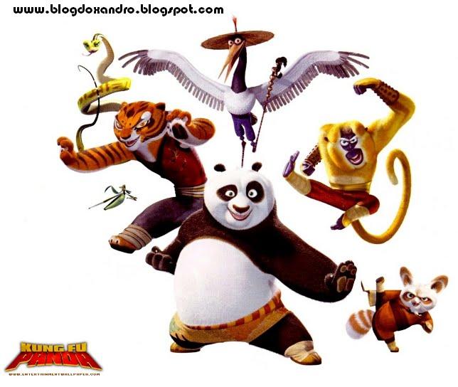 Imagens Do Desenho Kung Fu Panda