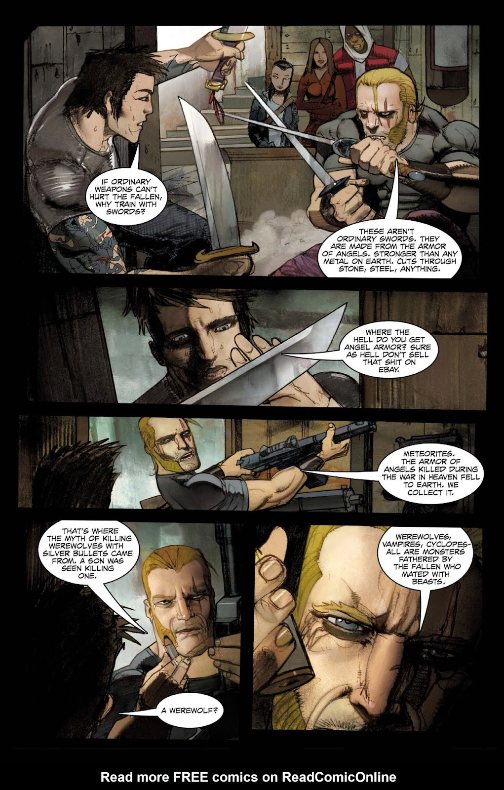 13 Coins issue TPB - Page 67