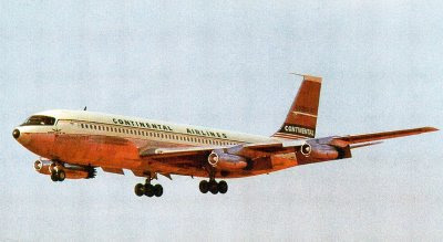 CONTINENTAL AIRLINES FLIGHT 11. MAY 22 1962