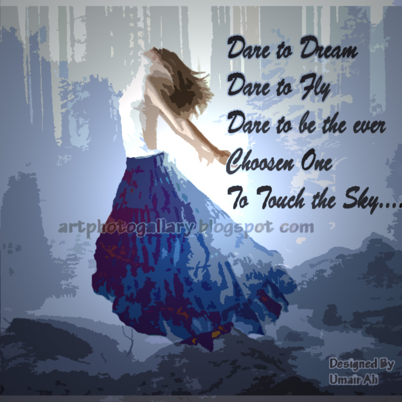 Flying Quotes: Art Photo Gallery