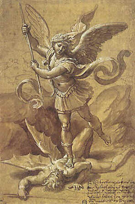 demons and angels fighting - photo #26