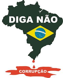 Resultado de imagem para corrupção, o mal do Brasil