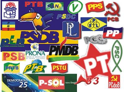 Resultado de imagem para símbolos de coligações partidárias