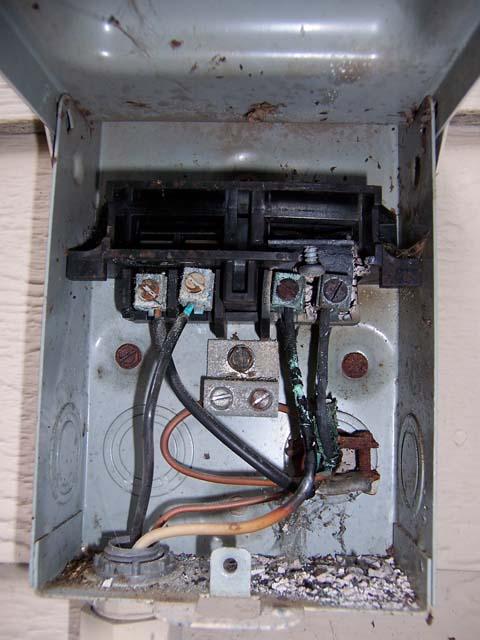 Brilliant Ac Disconnect Wiring Online Wiring Diagram Wiring Digital Resources Hutpapmognl