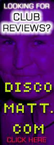 Disco Matt - Reviews Banner
