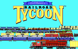 Railroad Tycoon Download and Review | FreeClassicDosGames com