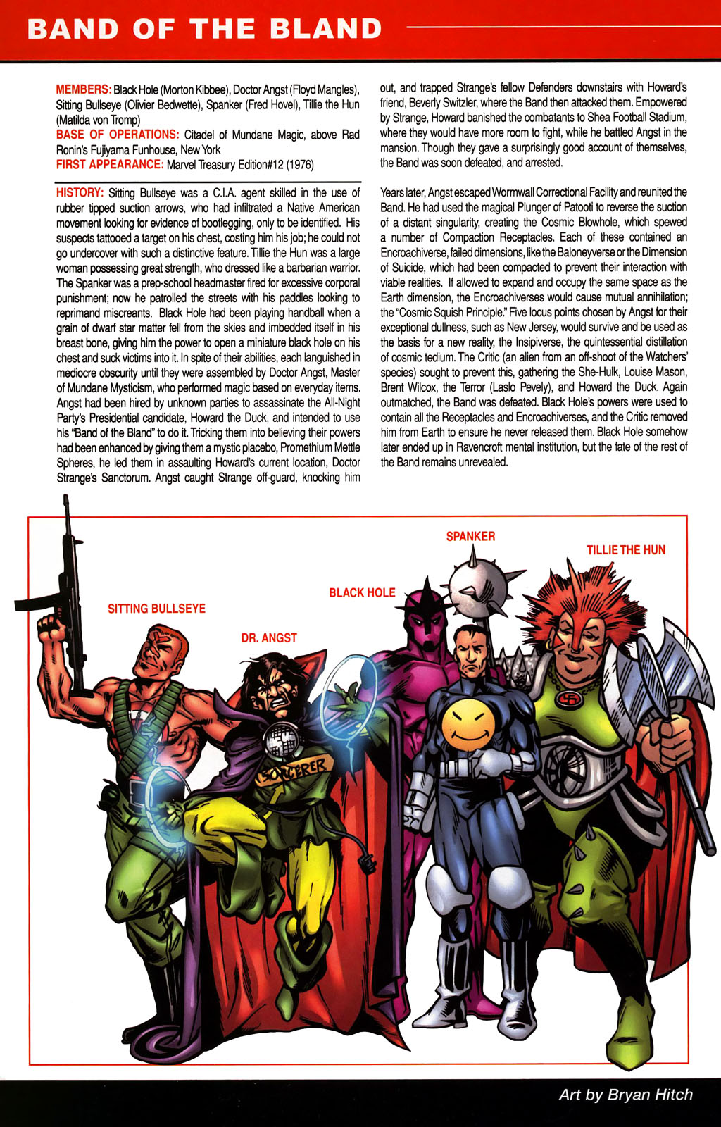 Read online All-New Official Handbook of the Marvel Universe A to Z comic -  Issue #1 - 52