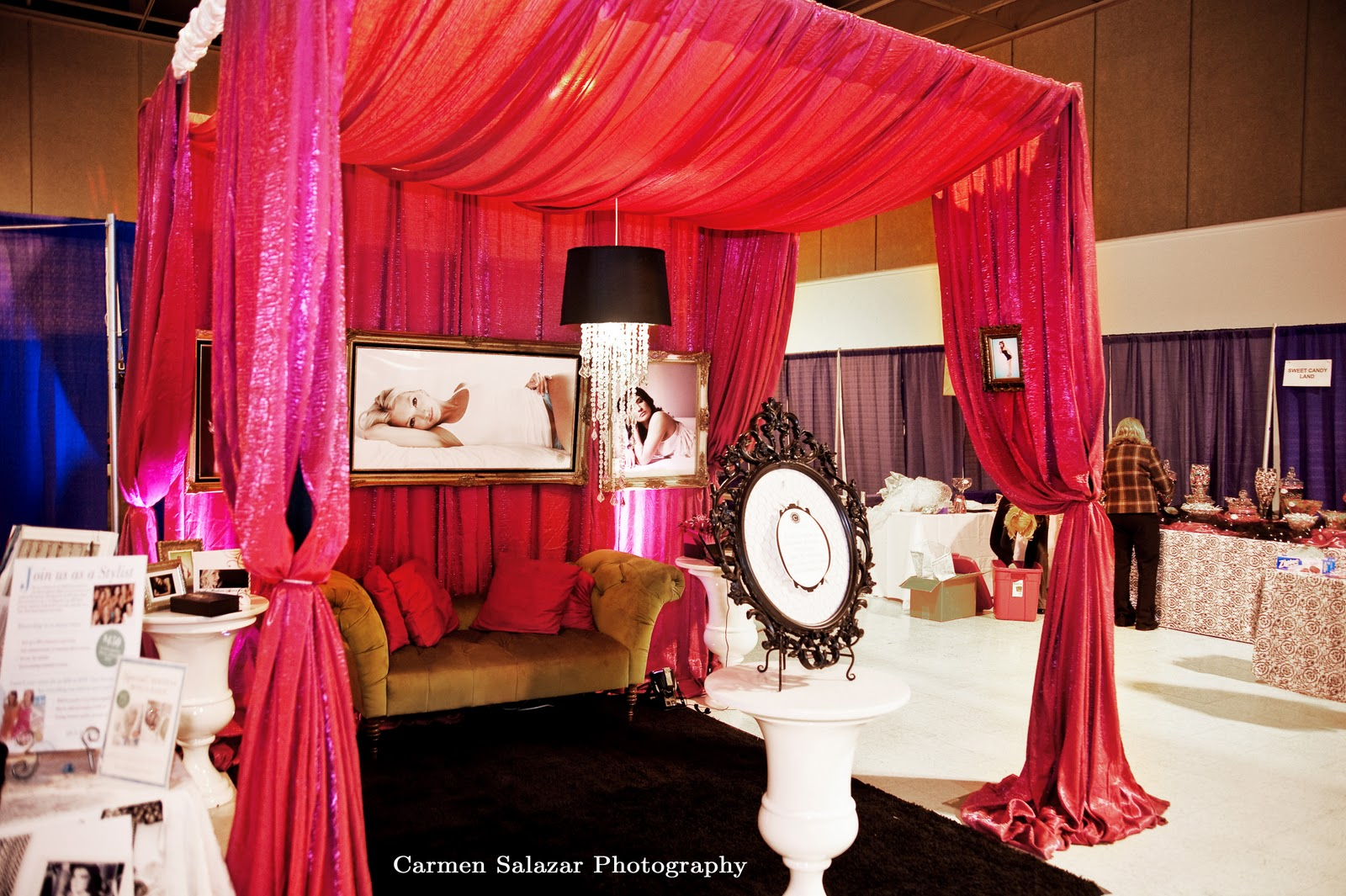 Wedding Expo Booth Ideas: Studio B Event Designs: Designer Bridal Show Booths