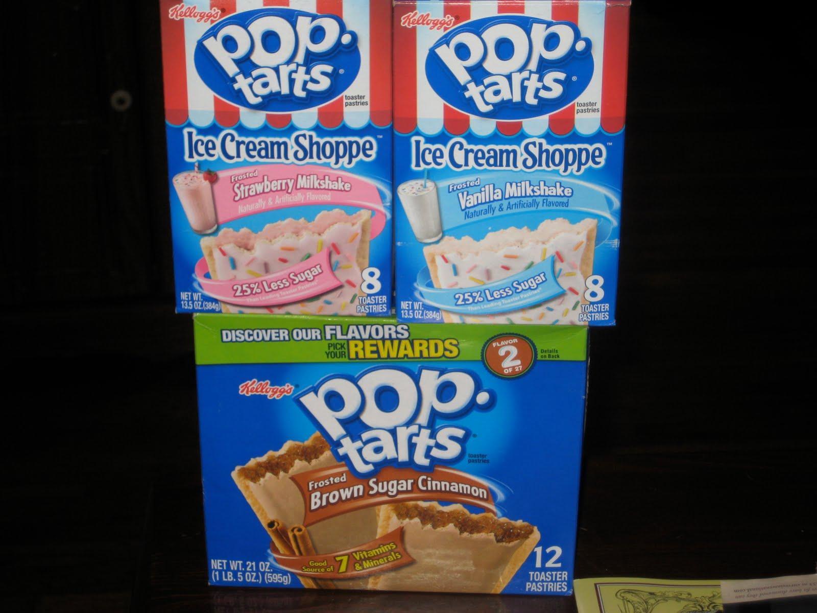 frozen pop tart filled - HD1600×1200