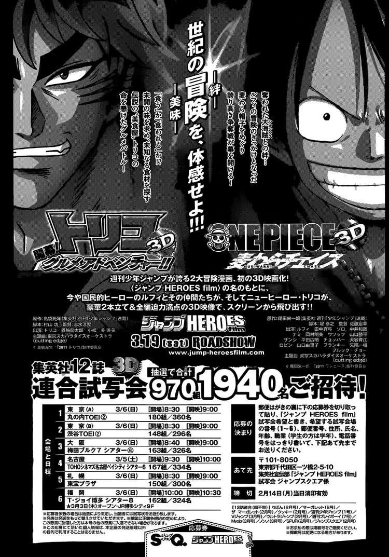 One Piece Chap 610
